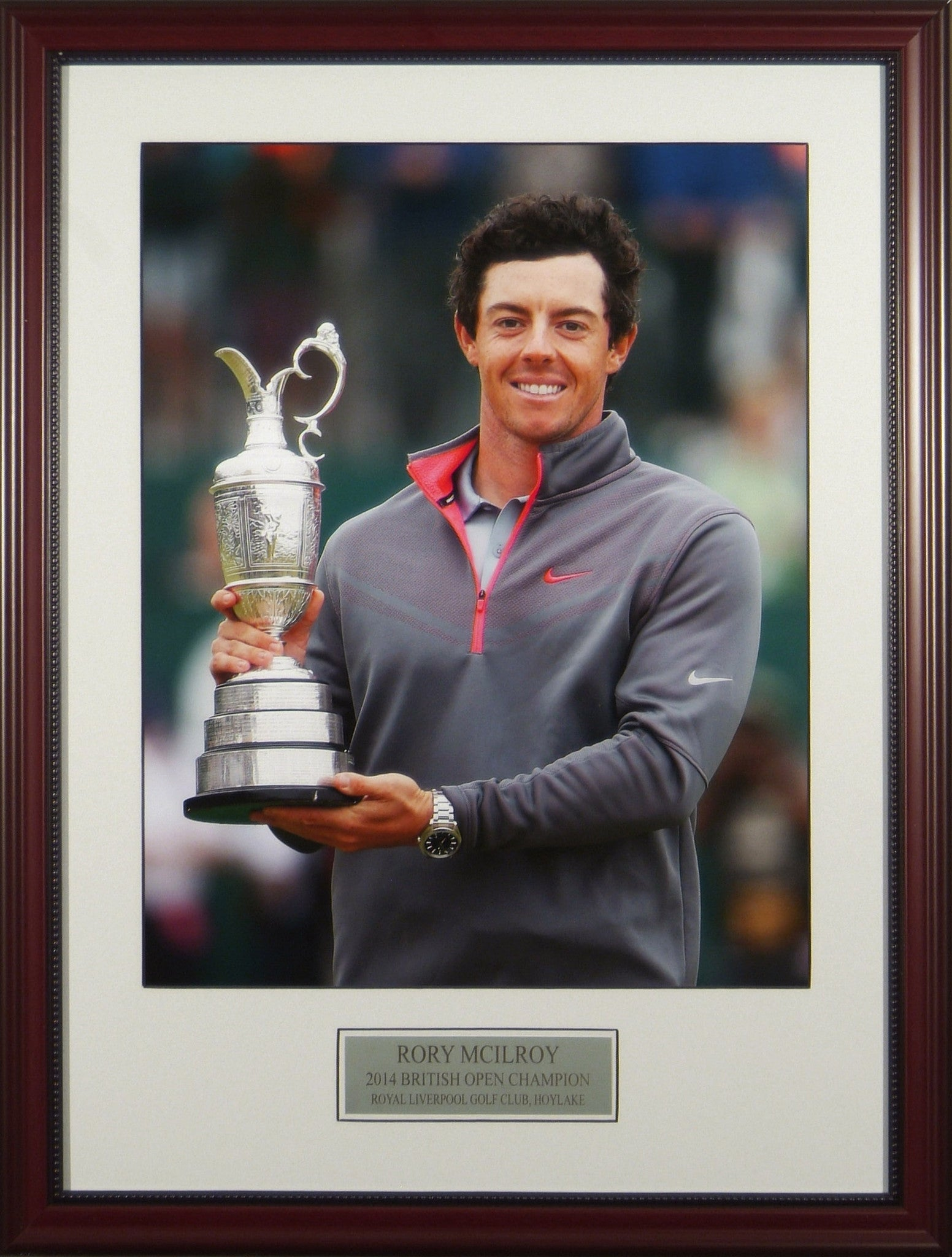 Rory McIlroy 2014 British Open