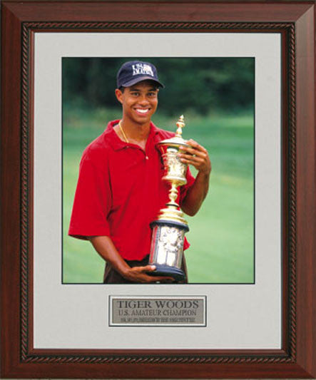 Tiger Woods U.S. Amateur Champion
