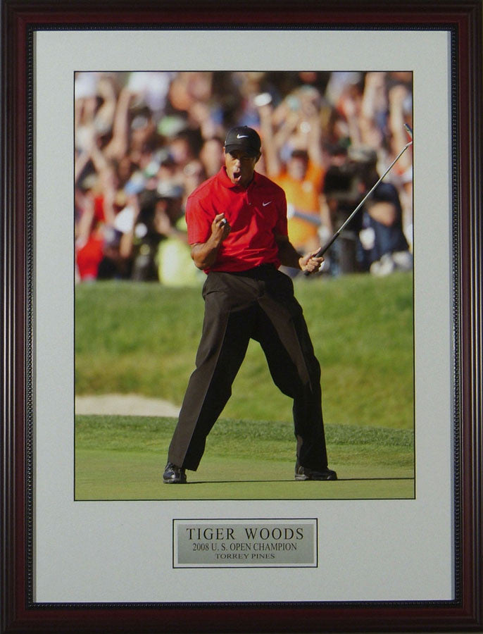 Tiger Woods 2008 U.S Open
