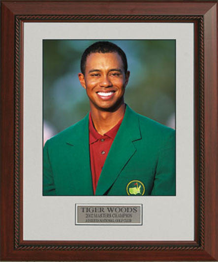 Tiger Woods Green Jacket