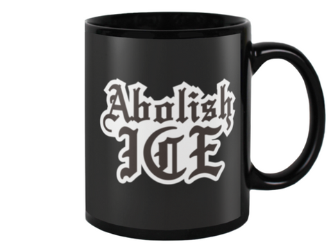 Abolish ICE Mugs