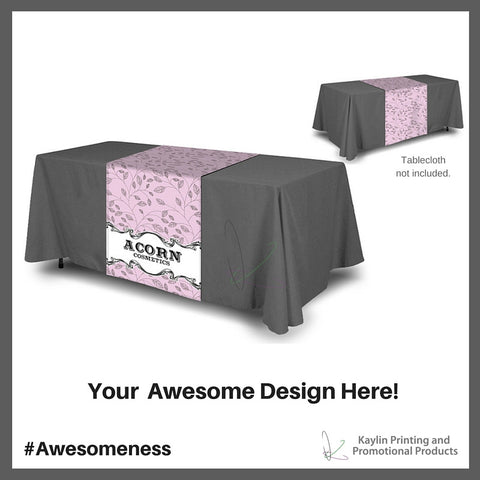 Brilliant Custom Tablecloths Promotional Tablethrows Free Shipping Home Remodeling Inspirations Cosmcuboardxyz