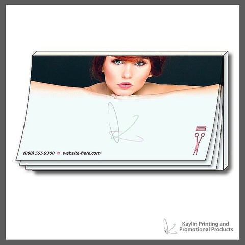 KPP-SN-001 Adhesive notepads - Sticky Notes personalized with your custom imprint or logo. 5- x 3- 5x3