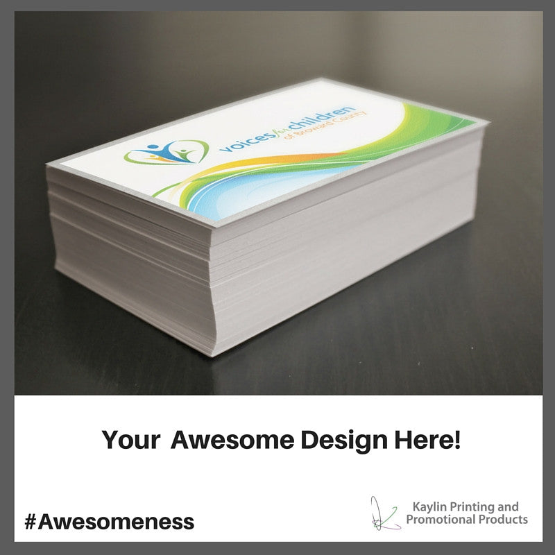 Full Color Business Cards | Custom Full Color Business Cards ...