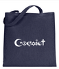 Coexist Tote Bags