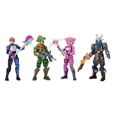 Fortnite Squad Mode Core Figure 4 Pack