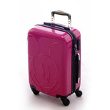 Luggage Bag Mickey Mouse - Pink