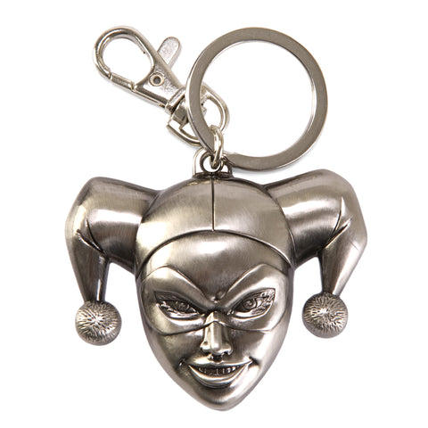 DC Harley Quinn Pewter Key Ring
