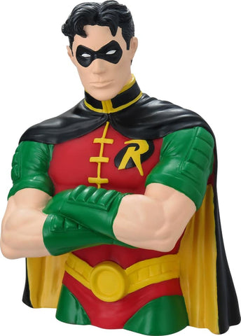 DC Robin Bust Bank Novelty