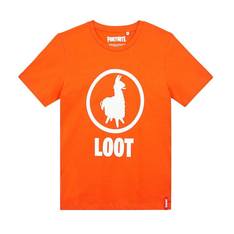 Fortnite Loot Red T-Shirt