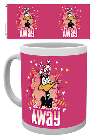 Looney Tunes Blow Valentines Day Mug