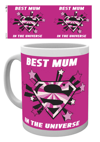 Superman You're My Hero Mothers Day Mug