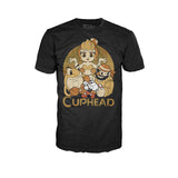 Funko POP Cuphead and Bosses T-Shirt