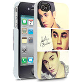 Justin Bieber iPhone 4/4S - Instacase Antique