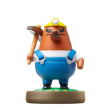 Amiibo Resetti Animal Crossing Series