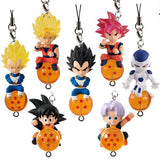 Dragon Ball Z Figure Strap Series 1 (Random 1 Piece)