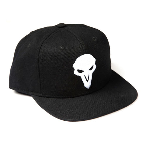 Overwatch Back From The Grave Snap Back Cap