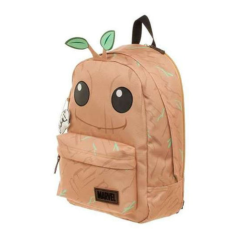 GOTG Groot Big Face Backpack