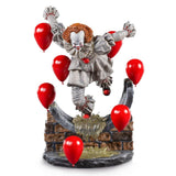 Iron Studio Pennywise Deluxe Art Scale 1/10 – IT Chapter Two Premium Statue (preorder)