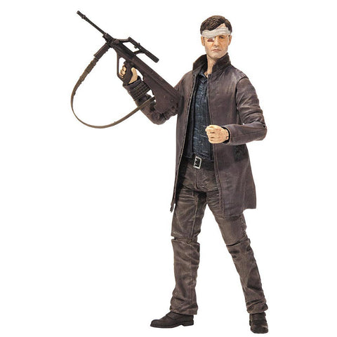 Walking Dead TV Series Governor with Long Coat Action Figure