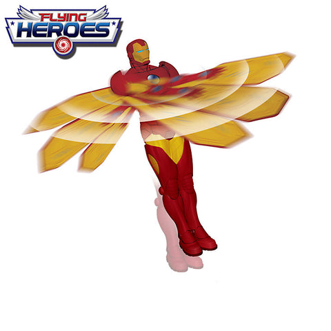 Flying Hero Mini Iron Man Hand Launcher