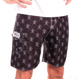 Star Wars Icons Pattern Swimshorts