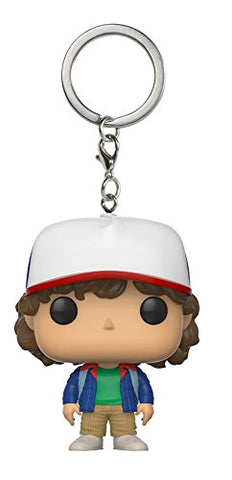 Funko POP Stranger Things Dustin KeyChain