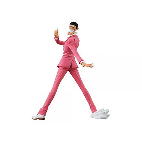 One Piece Figure Creator x Mr. 2 Bon Clay Pink Suit Figurine