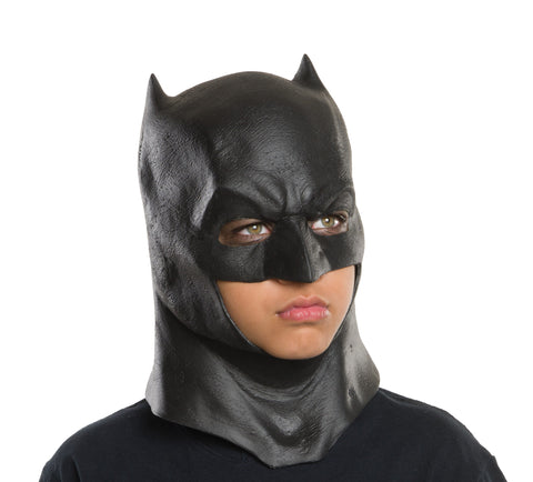 Batman V Superman Batman Kids Full Vinyl Mask
