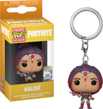 Funko POP! Fortnite Valor Keychain