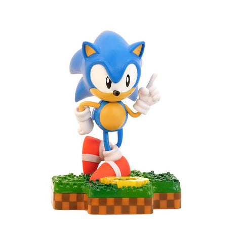 Totaku Sonic The Hedgehog Sonic Statue