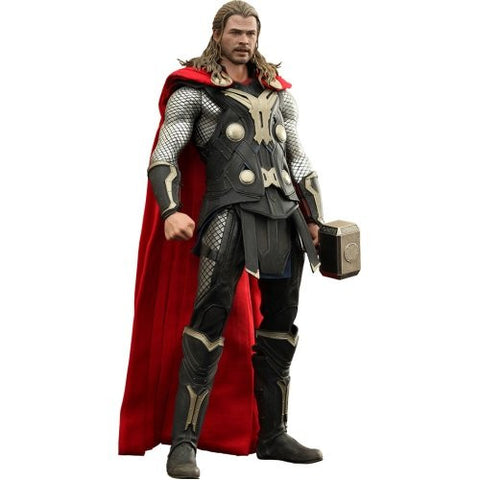 Thor The Dark World Movie Masterpiece Action Figure