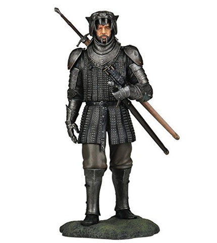 Game of Thrones The Hound Statue