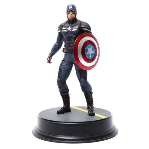 Captain America Hero Vignette Winter Soldier