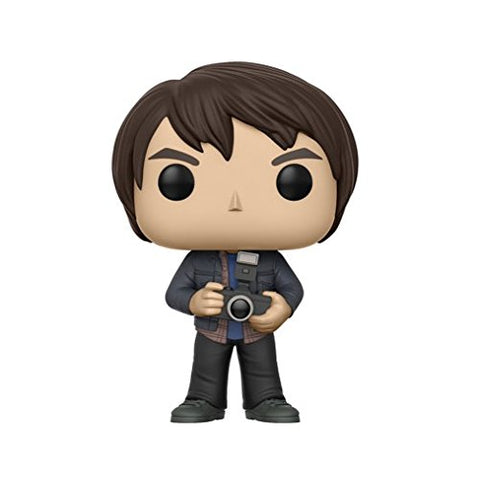 Funko Funko POP Stranger Things Jonathan With Camera Vinyl Figure