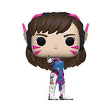 Funko POP! Games: Overwatch - D. Va Vinyl Figure