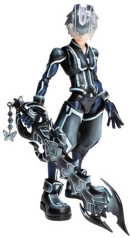 Kingdom Hearts 3D Play Arts Kai Riku Tron Legacy