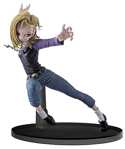 Dragon Ball Z  S.Cultures Android 18 Statue