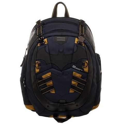 Batman Inspired Built Up Backpacks