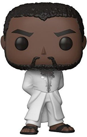 Funko POP! Black Panther White Robe Vinyl Figure