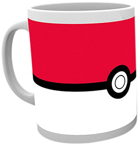 Pokemon Pokerball Mug