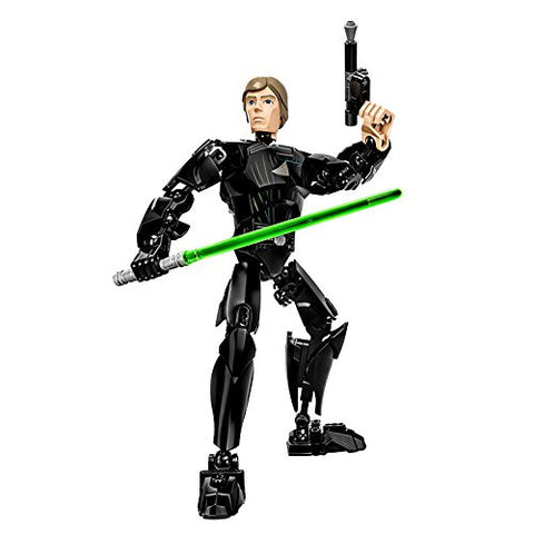 Lego Star Wars Luke Skywalker Constraction