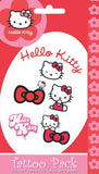Hello Kitty Classic Tattoo pack
