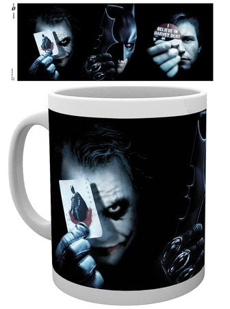 Batman The Dark Knight Trio Mug