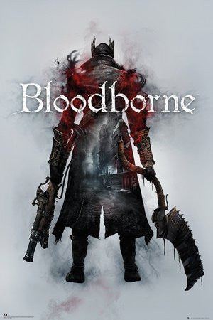 Bloodborne Cover Poster