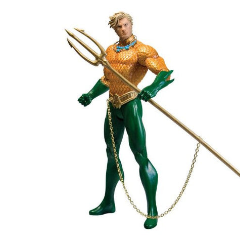 DC Direct Justice League Aquaman Action Figure