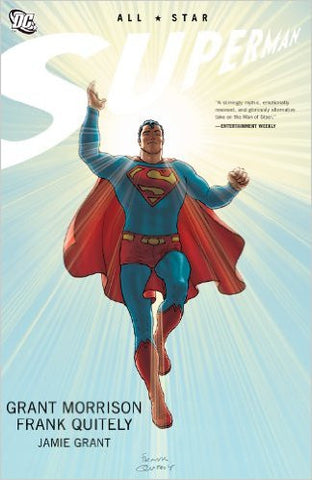 All Star Superman Paperback