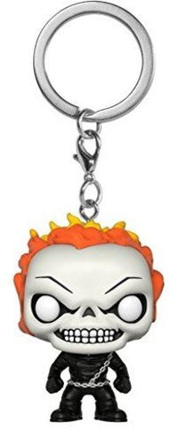 Funko POP Ghost Rider Agent Of Sheild Keychain