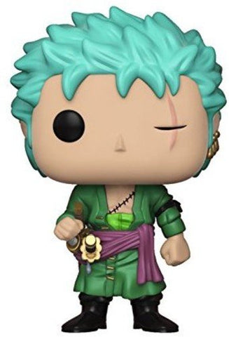 Funko POP! One Piece Roronoa Zoro Vinyl Figure