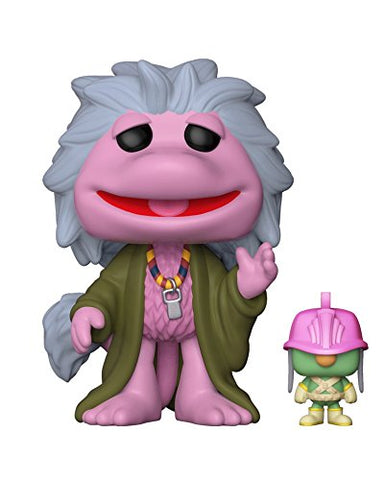 Funko POP Fraggle Rock Mokey With Doozer Vinyl Figure